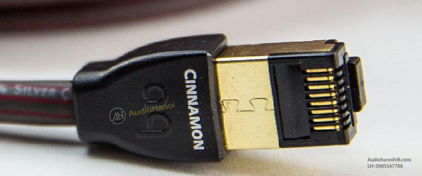 day tn hieu mang RJ/E AudioQuest Cinnamon tot