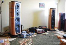 Loa AudioSolutions Rhapsody 200 chuan