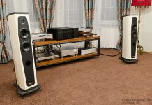 Loa AudioSolutions Rhapsody 80 chuan