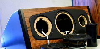Loa AudioSolutions Rhapsody C chuan