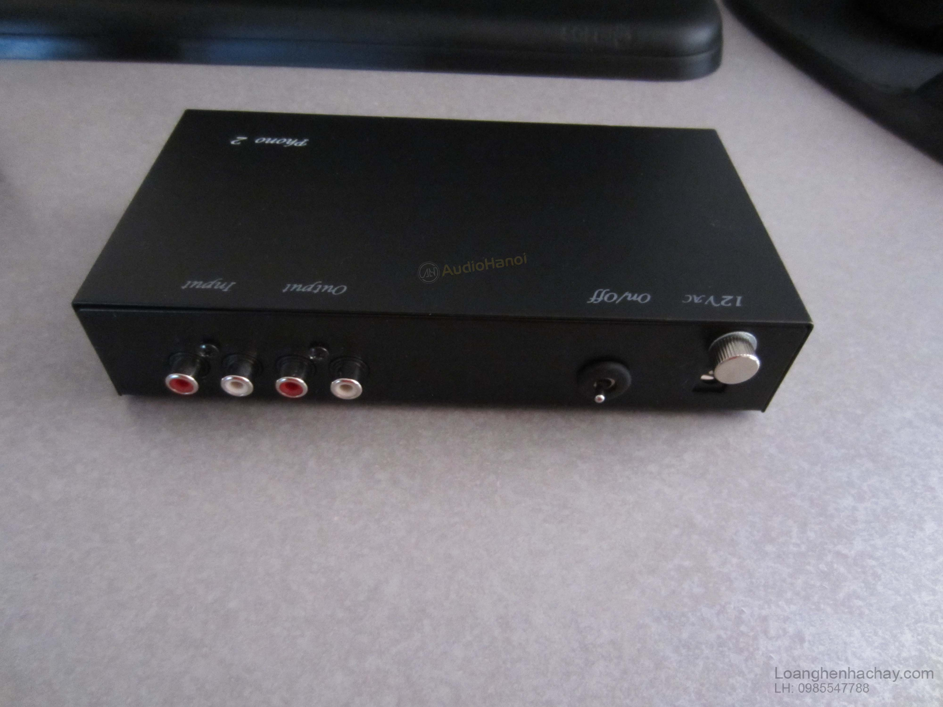 Phono pre ampli Vista Audio Phono-2 dep