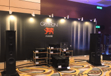 Hong Kong High End Audio Visual Show 2018 chuan