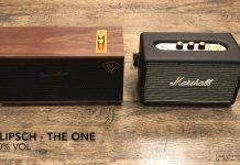 loa Klipsch The One chuan