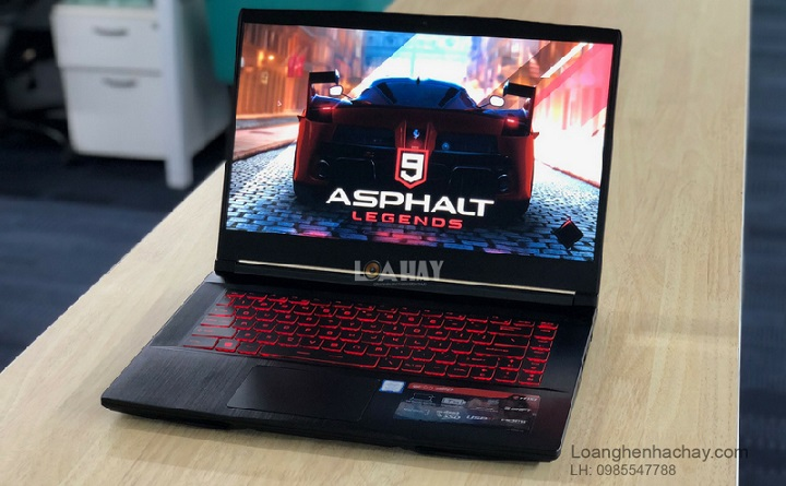 Laptop MSI GF63 tot