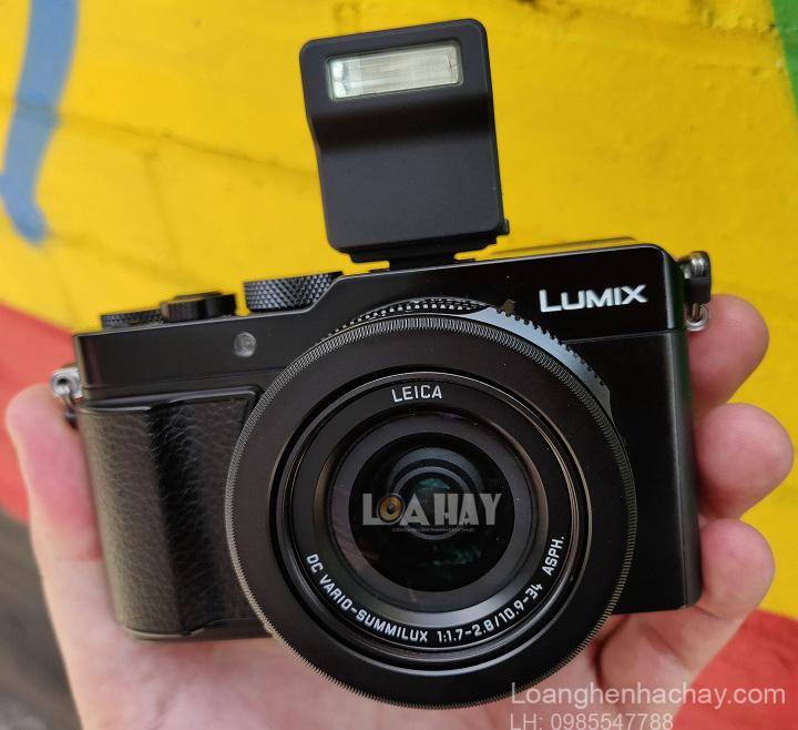 May anh Panasonic Lumix LX100 II