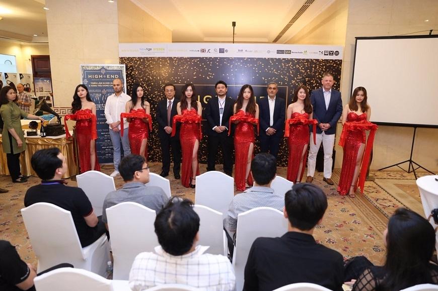 Vietnam Hi-end Show 2018 dep