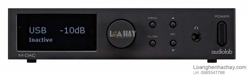 bo giai ma Audiolab M-DAC +