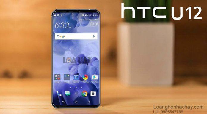 dien thoai HTC U12 + chuan