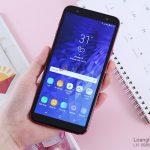dien thoai Samsung Galaxy J4+ chuan