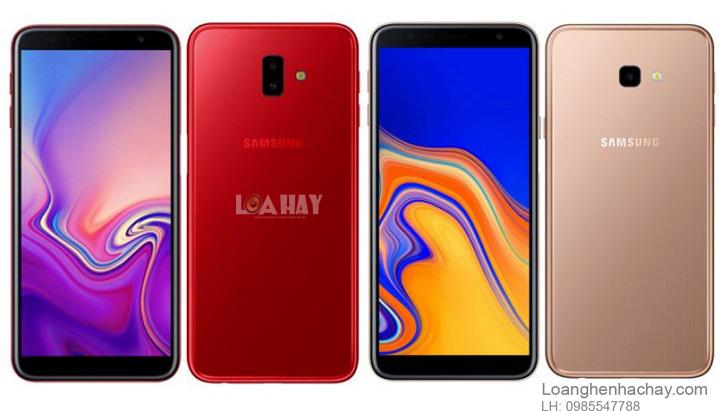 dien thoai Samsung Galaxy J4+