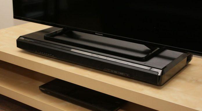 Loa soundbar Yamaha SRT-1000