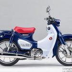 xe Monkey va Super Cub chat