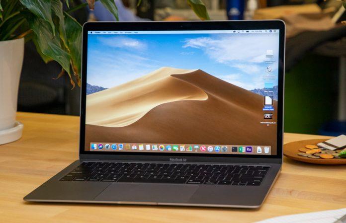 Apple MacBook Air 2018 chuan