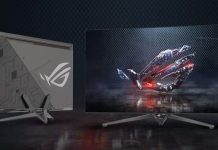 gaming Asus ROG Swift PG65 chuan
