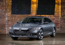 Honda Accord 2019 chuan