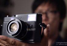 May anh Leica M10-D chuan