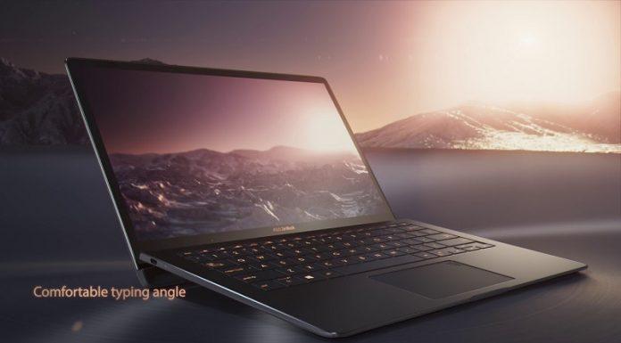 May tinh Asus Zenbook S UX391 chuan