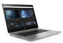 May tinh HP ZBook Studio x360 chuan