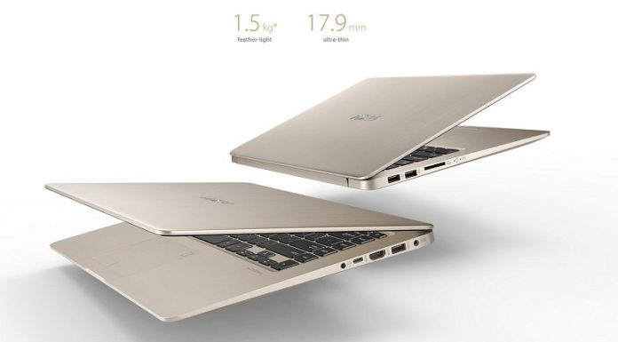 May tinh VivoBook S15