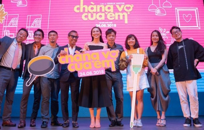 Phim Chang vo cua em chuan