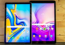 Samsung Galaxy Tab A 10.5 chuan