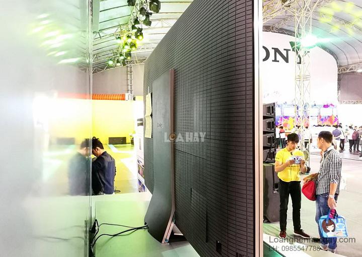 TV Bravia 4K HDR Z9D chat