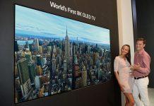 TV LG OLED 8K chuan