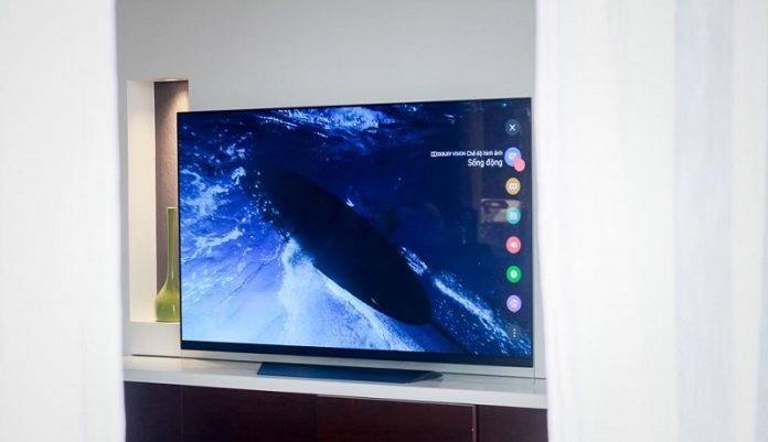 TV LG OLED E8 chuan