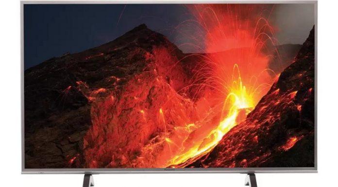 TV Panasonic FX650 & FX55 chuan