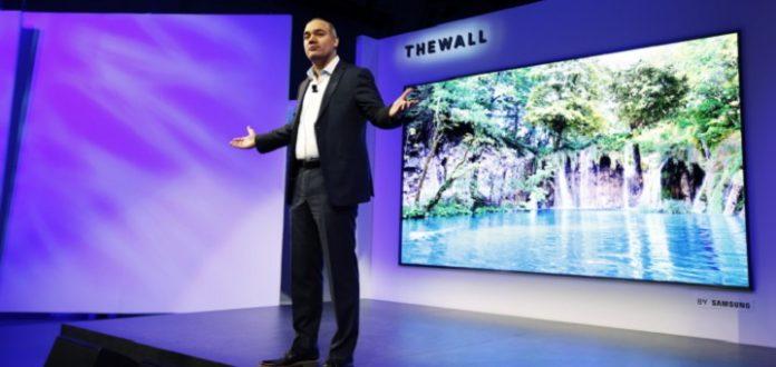 TV Samsung 4K 146 inch chuan
