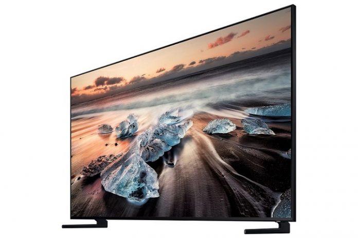 TV Samsung QLED 8K chuan
