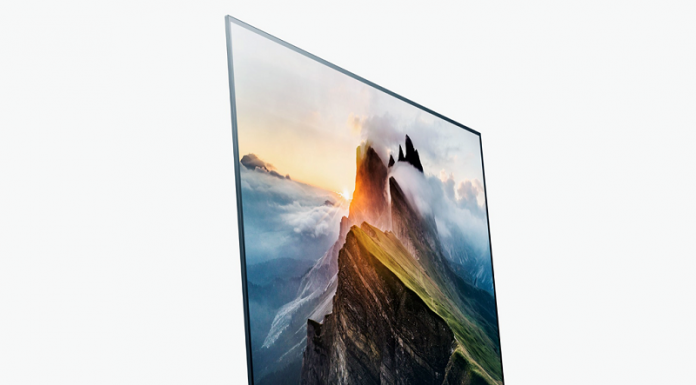TV Sony Bravia OLED XBR-A1E chuan