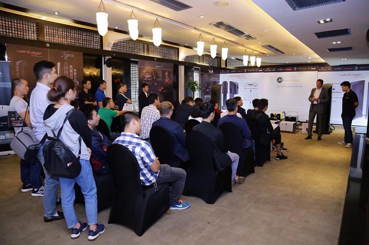 Vietnam Hi-end Show 2018 e