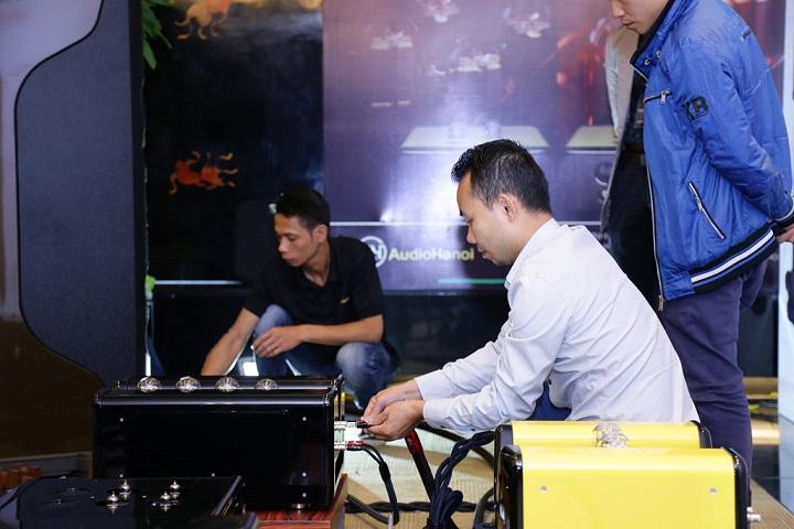 Vietnam Hi-end Show 2018 a