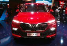 xe VinFast Lux SA 2.0 chuan