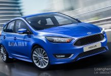 Xe Ford Focus Trend 1.5L chuan