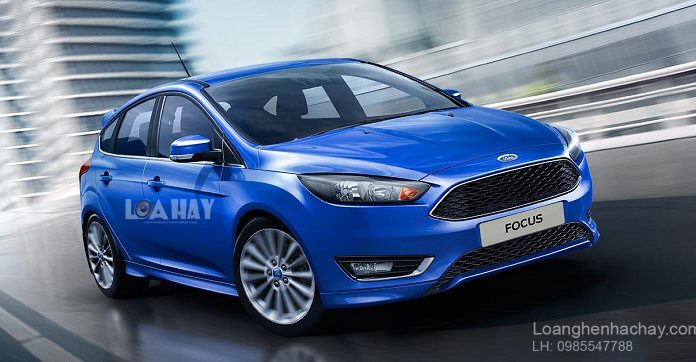 Xe Ford Focus Trend 1.5L chuan
