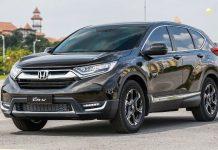 Xe Honda CR-V chuan