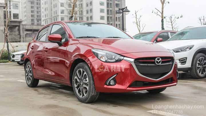 Xe Mazda 2 2018