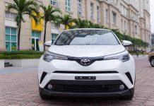 Xe Toyota C-HR chuan