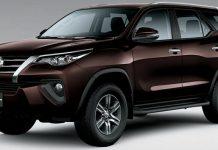 Xe Toyota Fortune chuan