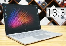 Xiaomi Mi Laptop Air 13.3 chuan