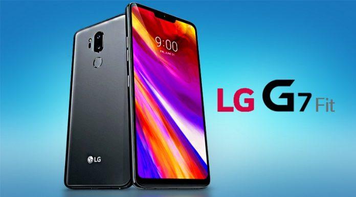 dien thoai LG G7 Fit chuan