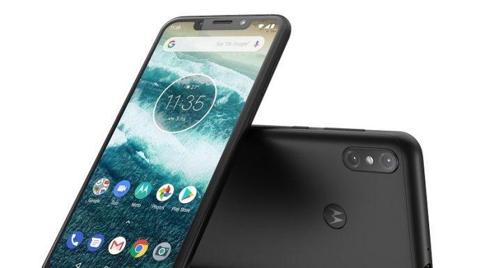 dien thoai Motorola One chuan