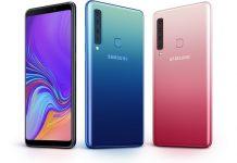 dien thoai Samsung Galaxy A9 chuan