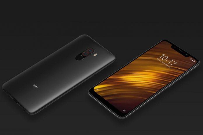 dien thoai Xiaomi Pocophone F1 chuan