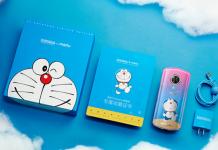 dien thoai Meitu T9 Doraemon Limited Editon chuan