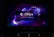 Man hinh Samsung Onyx Cinema LED chuan