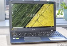 may tinh Acer Aspire 15 chuan