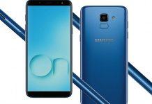 smastphone Samsung Galaxy J6+ chuan